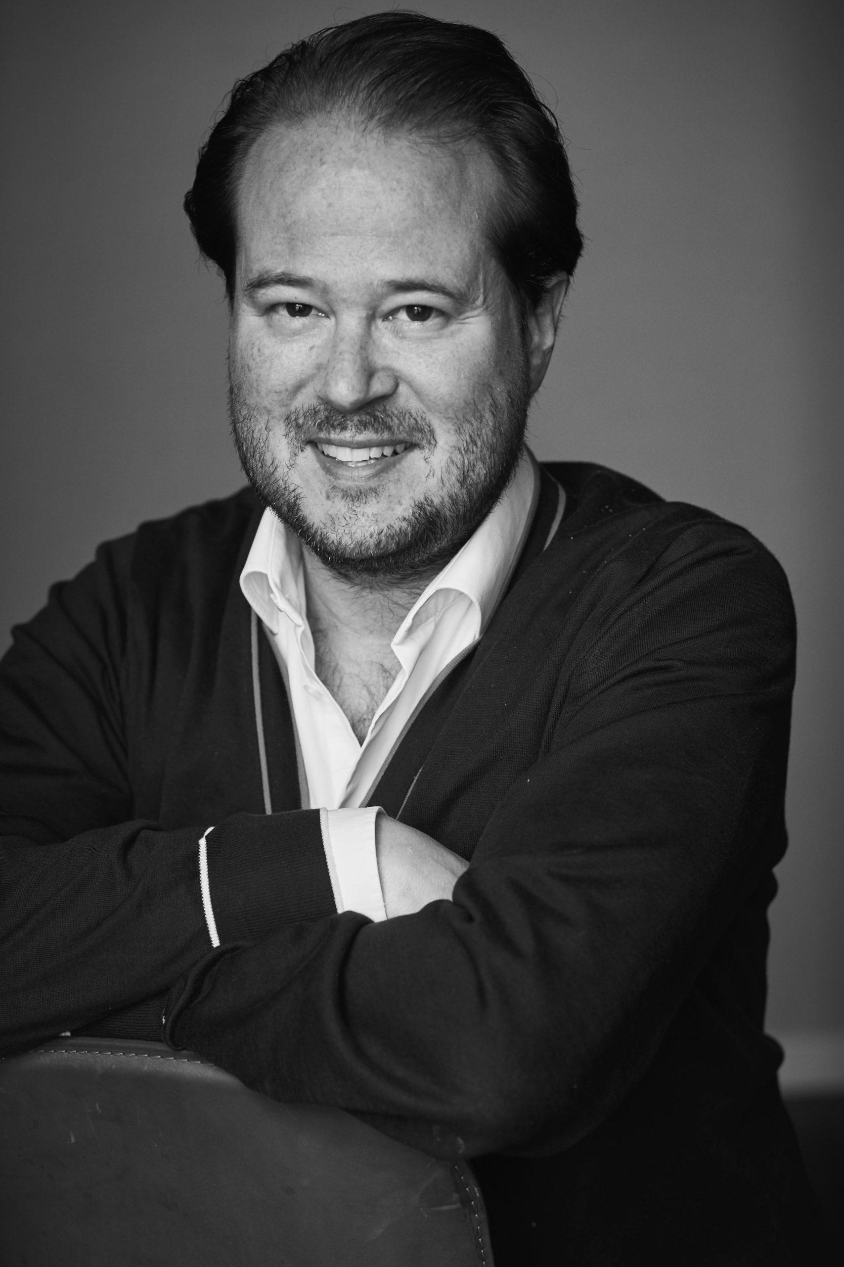 Johannes Wagner, Gründer der Marke hygn.me